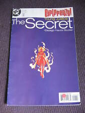 DC COMICS - GIRLFRENZY!  THE SECRET #1