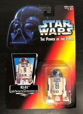 1995 Kenner Star Wars The Power of the Force TPOTF R2-D2 w/ Light-Pipe Eye port