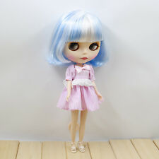 """12"""" Neo Blythe Doll Matte Face Nude Doll from Factory jsw88011+Gift"""
