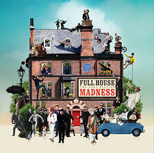 Madness Full House The Best of 4lp Pop-up Art Cover Vinyl
