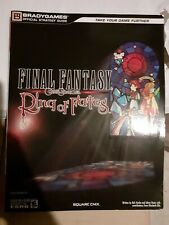 Final Fantasy Crystal Chronicles Ring Of Fates Official Strategy Guide