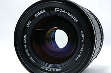 SIGMA ZOOM MASTER 35-70mm F2.8-4 for Canon FD  SN1274808  **Excellent+**