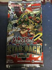 Yugioh Star Pack ARC-V 2015 Booster Pack 1st Edition Sealed Fast Shipping!