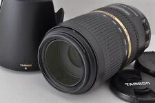 TAMRON SP AF 70-300mm F4-5.6 Di VC USD A005 for Canon EOS EF with Hood #171025b