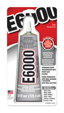 E6000 237032 Craft Adhesive 2 Oz - Clear