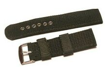 Nylon Fabric Green Military Strap - 18MM LUG - Fits Seiko SNK805