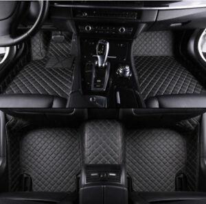 Fit For VOLVO S60 2011~2017 Car Floor Mats Front Rear Liner Waterproof Mat