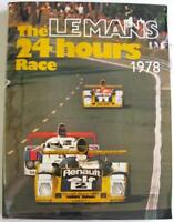 LE MANS 24 HOURS 1978 YEARBOOK / ANNUAL C Moity & J M Teissedre Car Book