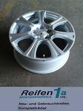 Renault Scenic III Megane Alufelgen 7 x 17 ET49  Brock RC15 ohne Nabendeckel!
