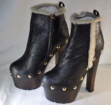 GIUSEPPE ZANOTTI- Studded TROPEZ- Platform Bootie Boots 36/6 (3669) $1195