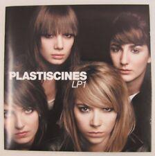 Plastiscines LP1 CD Album Punk Indie Rock French Band Female