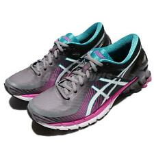 Asics Gel-Kinsei 6 Outlast Aluminum Pink Women Outlast Running Shoes T694N-9601