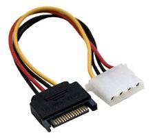 Adaptateur molex femelle vers SATA male /Female molex to SATA male Adapter cable