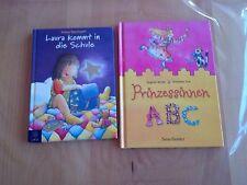 2 Bücher Prinzessinnen ABC & Laura kommt in die Schule