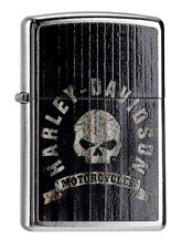 ZIPPO Harley-Davidson Street Chrome, 60000088, Collection 2015