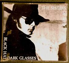 "Sisters of Mercy - Interview CD - Black Hat Dark Glasses 3"" CD"