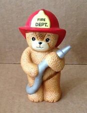 1984 Enesco Lucy Rigg Lucy & Me Fireman