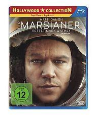 Der Marsianer Rettet Mark Watney Blu-ray