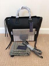 NWT: Rebecca minkoff handbag with satchel