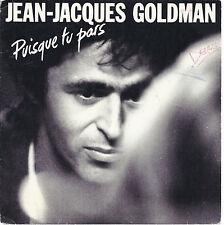 PUISQUE TU PARS - ENTRE GRIS CLAIR ET GRIS FONCE # JEAN-JACQUES GOLDMAN