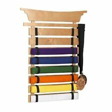 KidKraft Martial Arts Belt Holder perfect way to display Karate and other