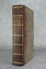 ACHARD-LAVORT. PRINCIPES DE THÉRAPEUTIQUE APPLIQUES AUX MALADIES INTERNES. 1816.