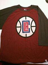 LA Clippers Half Sleeve Shirt