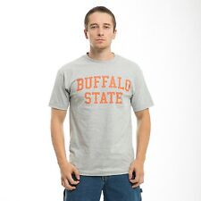 Buffalo State College Bengals NCAA College Cotton Game Day Tee T-Shirt S - 2XL