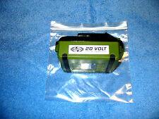 SUN JOE 20 v Volt Lithiun Ion Battery For Cordless Hedge String Trimmer Blower