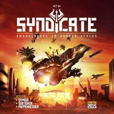 Syndicate 2015-Ambassadors In Harder Styles von Various Artists (2015)