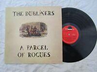 DUBLINERS LP A PARCEL OF ROGUES polydor 2383387 FOLK
