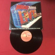 MetroBand – Live, Light Records – LS 5842 Format:Vinyl, LP, Album( VG+) COPY
