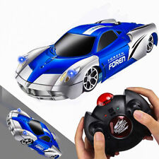 2.4G Remote Control Car Kids Toy Gift Funny Wall Climbing Rotating Stunt Channel