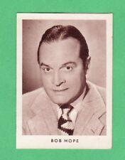 1952  Bob Hope German  Film Star Card  Rare