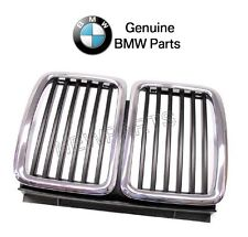 NEW BMW E30 318i 325 325e 325es 325i 325is 325iC M3 Front Center Grille Genuine