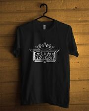 Outkast Rap Hip Hop Music Band T-Shirt Black Men or Women Clothing