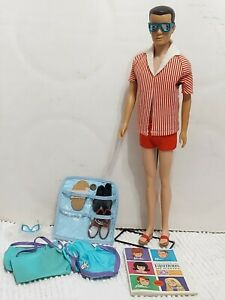 Vintage barbie ken doll 1961 mattel