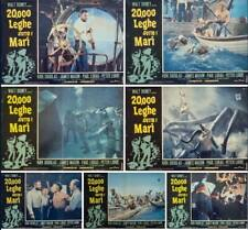 New Under the Sea 20000 Leagues Most Amazing Movie Custom Poster Print Art T-740