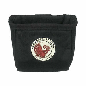 Occidental Leather 9501 Clip-On Tool Fastener Accessory Pouch