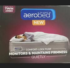 *NEW* AeroBed Comfort Lock Twin Air Mattress