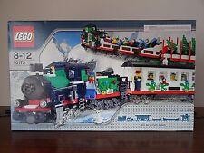 LEGO 10173 HOLIDAY TRAIN  ANNO 2006 NUOVO SIGILLATO MISB RARISSIMO! VEDI FOTO.