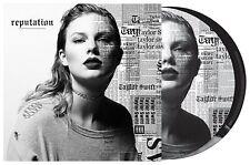 Taylor Swift Reputation PICTURE DISC VINYL ALBUM SEALED