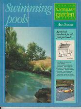 USED (GD) Swimming Pools (Lothian Australian Garden Series) by Alan Stewart