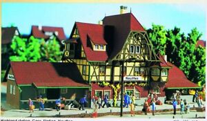 Vollmer 43510 Estación Neuffen, Kit Construcción, H0