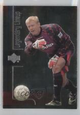 2002 Upper Deck Manchester United Legends Legendary Lineup Peter Schmeichel #LL1