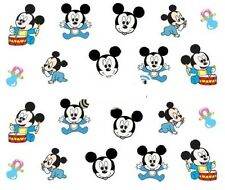 NAIL Art Decalcomanie Transfers Adesivi BABY MICKEY MOUSE (A-364)