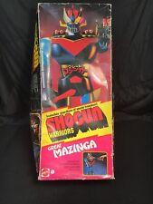 Shogun Warriors Mazinga Mattel 1970's 24 inch Vintage Toy