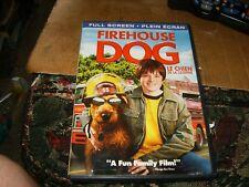 Firehouse Dog (DVD, 2007, Canadian Full Frame),Used.