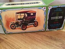 Avon Touring T Excalibur After Shave Full In Box