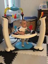 Baby Exersaucer Jam Session Jump and Learn Stationary Toddler Jumper